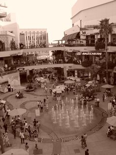 H&H Fountain Sepia 072807