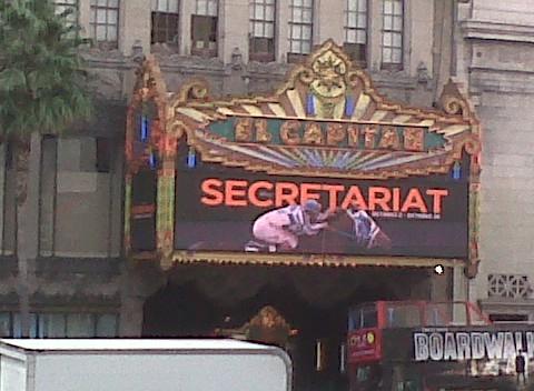 Secretariatbanner